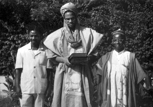 """""""L'une des choses à avoir fait grandir le mouvement des Black Muslims a été son emmphase sur tout ce qui est africain. Cela a été le secret de l'expansion du mouvement noir musulman. Sang africain, origine africaine, culture africaine, liens africains. Et vous serez surpris de voir comment nous avons découvert qu'au fin fond du subconscient de l'homme noir dans ce pays, il est toujours plus africain qu'il n'est américain."""""""