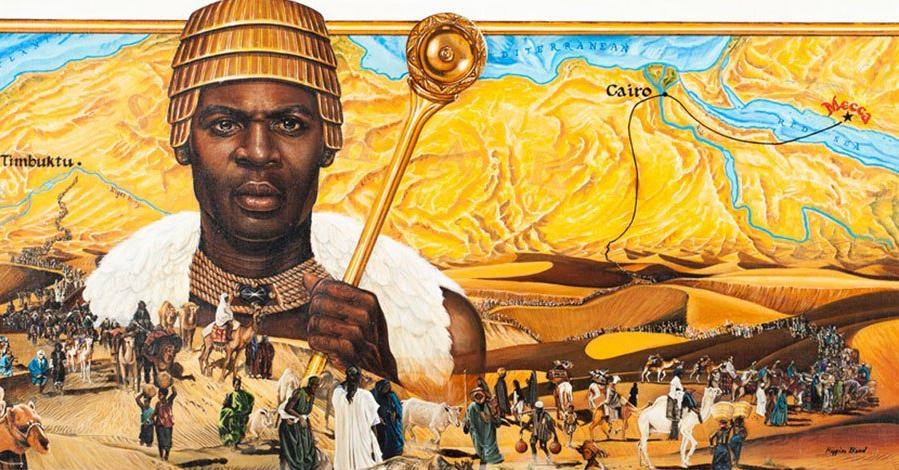 L'Empire de Mali