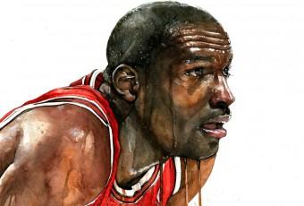 [Black History Month] 4 magnifiques oeuvres d'art célébrant Michael Jordan