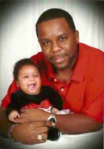 Rico Gray et sa fille Rihanna