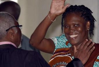 Côte d'Ivoire : Jugée à Abidjan, Simone Gbagbo accuse la France d'ingérence