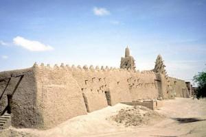 Mosquée de Djinguereber, Tombouctou, Mali