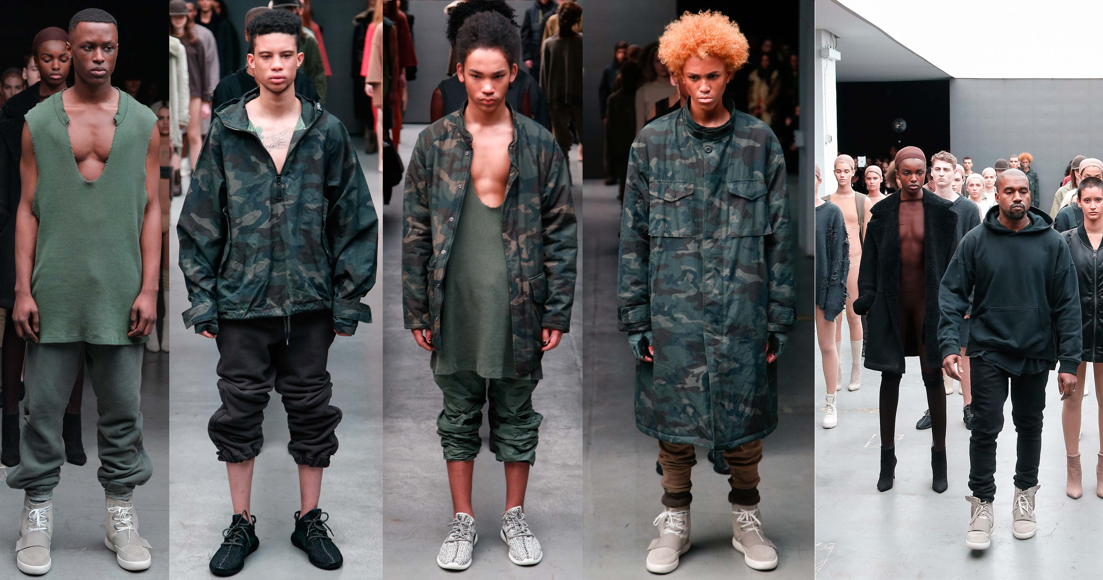 Was Kanyes Fashion Show A Disaster