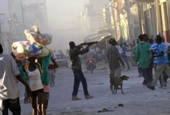3 Haïtiens meurent chaque jour de coups de feu