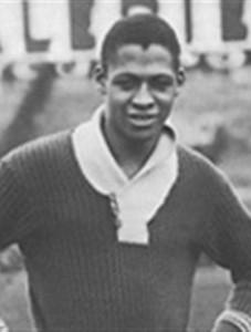 Raoul Diagne, premier Noir/Métis à être sélectionné en équipe de France