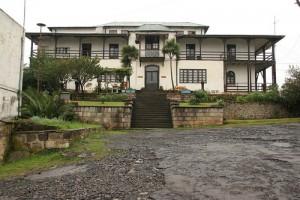 L'Itegue Taytu Hotel, premier hôtel d'Ethiopie