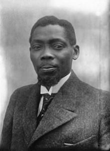 Blaise Diagne, 1921