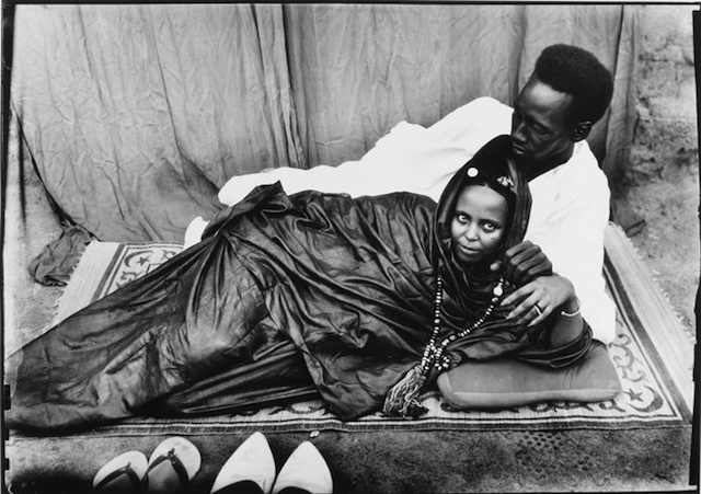 Un couple malien, par Seydou Kéïta (1960-1964)
