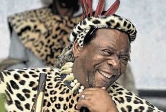 Le roi des Zoulous veut que les étrangers quittent l'Afrique du Sud