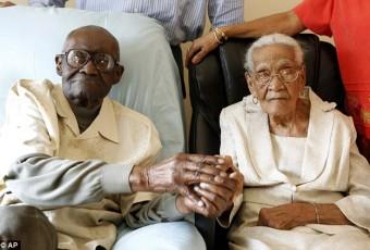 Haïti : un vieux couple célèbre ses 82 ans de mariage !