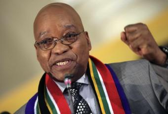 Afrique du Sud : Le Président Zuma accusé de propos anti-noirs