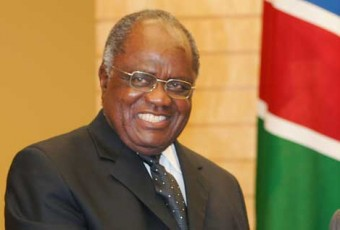 Le président sortant de Namibie remporte le prix Mo Ibrahim