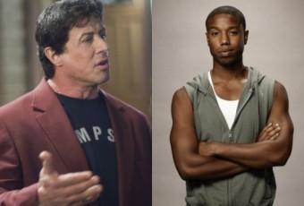 Un Afro-Américain héros du prochain 'Rocky'