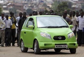 Kiira EV, première voiture électrique ougandaise