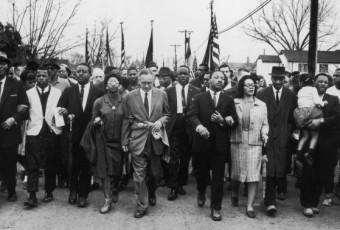 il y a 50 ans, la marche de Selma entrait dans l'histoire