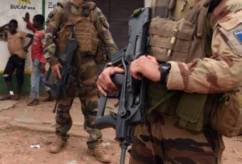 Des abus sexuels de soldats français sur des enfants centrafricains auraient eu lieu