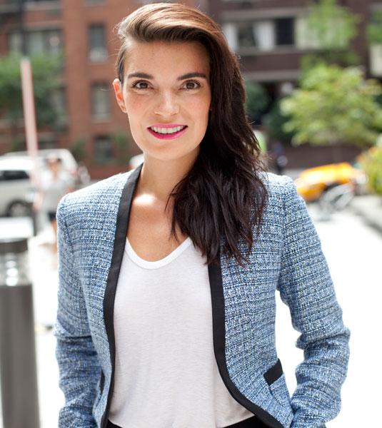 Carly Cardellino, rédactrice de l'article