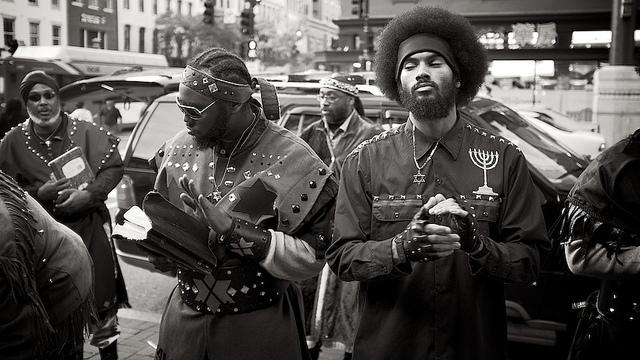Des Black Hebrew Israelites