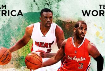 Basket : la NBA offre une première rencontre en Afrique