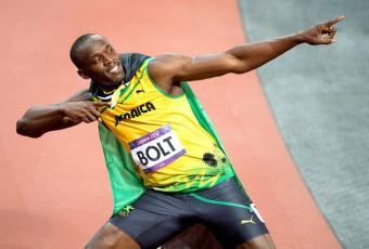 Athlétisme : Usain Bolt, le roi du sprint prépare son retour