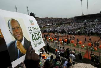 Présidentielle en Côte d'Ivoire : Alassane Ouattara candidat à sa succession