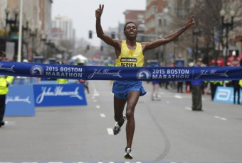 Athlétisme: Desisa, des succès particuliers au marathon de Boston