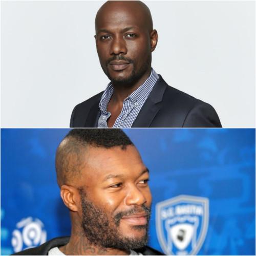 Djibril Cissé vs Harry Roselmack
