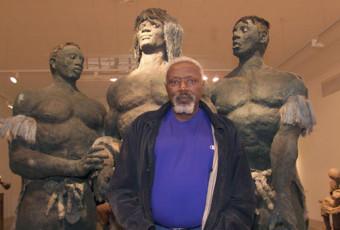 Ousmane Sow, 1er Noir à devenir membre de l'Académie des Beaux-Arts de Paris