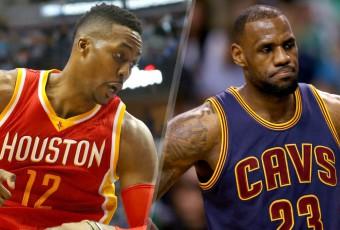 NBA : LeBron James et Dwight Howard en mode showtime avec des paniers hors normes à l'entraînement