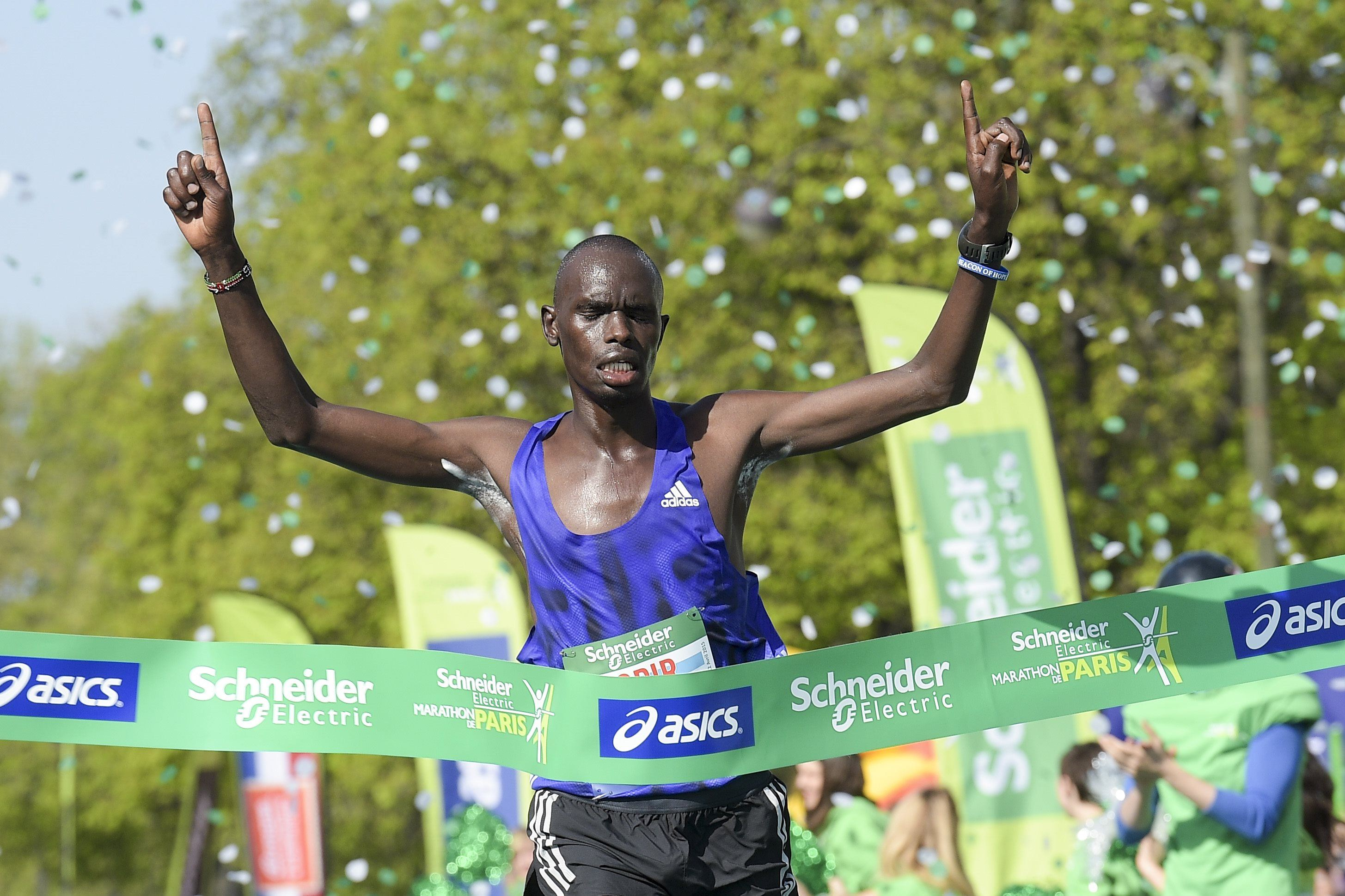 ATHLETISME : 39e edition Marathon de Paris - 12/04/2015
