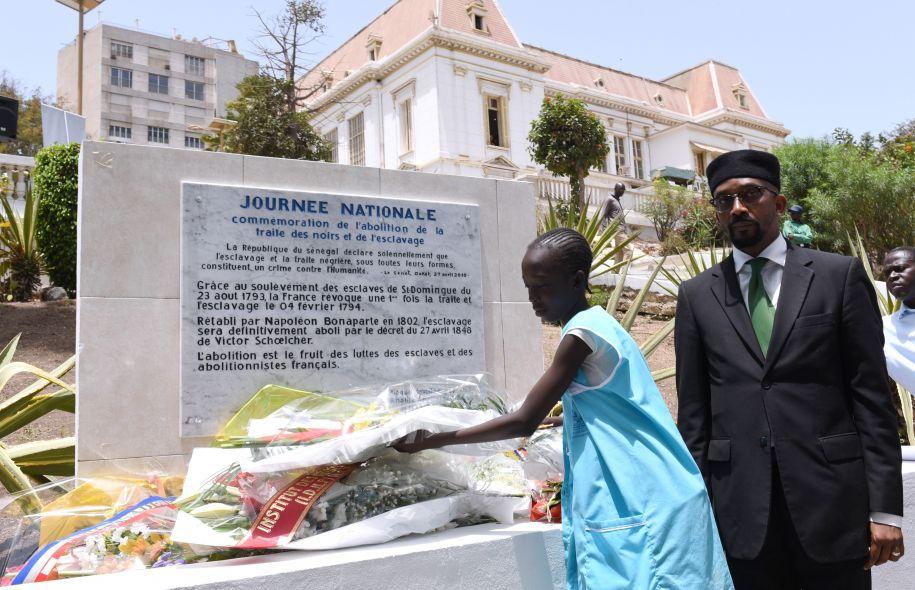 Le Sénégal célèbre l'abolition de l'esclavage à Dakar