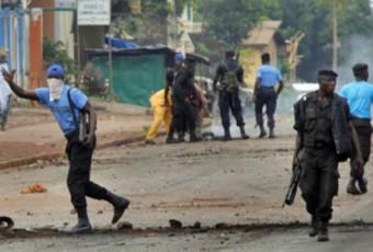 Guinée : Un manifestant tué à coups de matraque