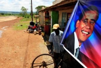 Barack Obama, de retour au Kenya, le pays de son père