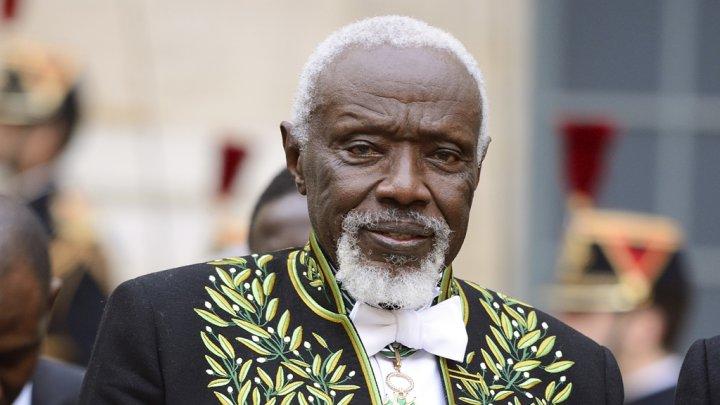 Ousmane Sow ayant été reçu à l'Académie des Beaux Arts de Paris