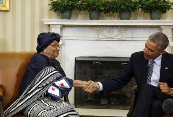 Ebola : Les présidents de Guinée, Sierra Leone et Liberia reçus par Barack Obama à Washington