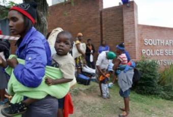 Xénophobie en Afrique du Sud : Le gouvernement met en garde contre les violences visant les immigrés africains