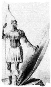 Chaka Zoulou, fondateur de la nation zouloue