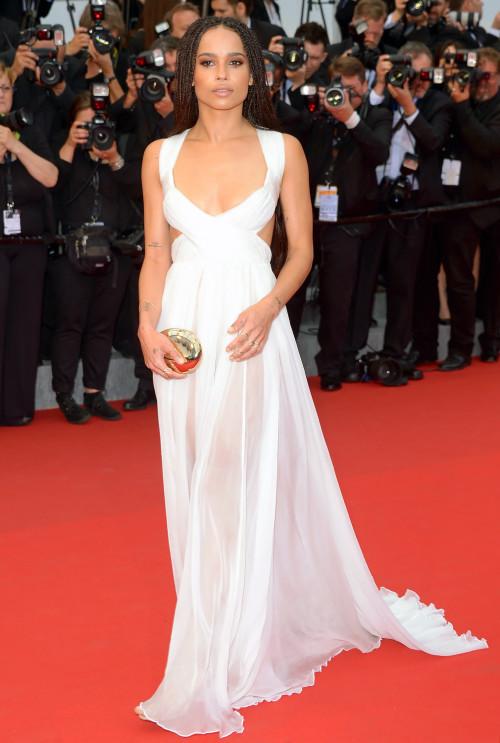 Zoe Kravitz Festival de Cannes 2015