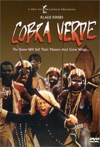 Cobra Verde de Werner Herzog (1987) avec Klaus Kinski raconte de manière romancée l'ascension du roi Guezo avec l'aide de De Souza