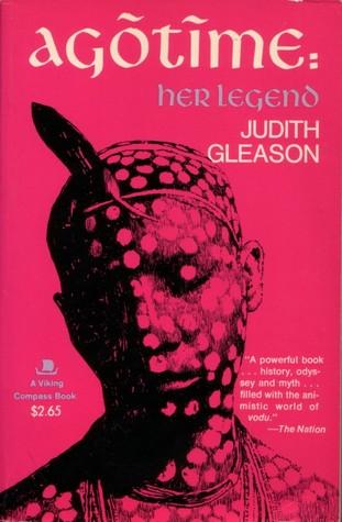Agõtime : 'Her legend' leason(1970), un roman de Judith Gleason traitant d'Agontinme