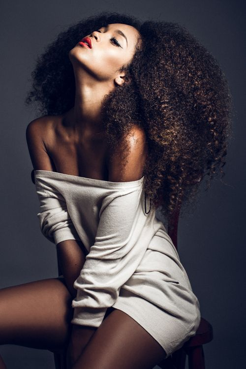 AFRO routine capillaire