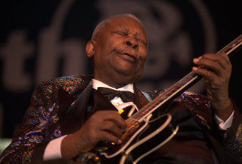 B.B King  ou l'incarnation du Blues