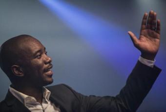 Afrique du Sud : Le «Barack Obama de Soweto» ou le premier Noir chef de l'opposition