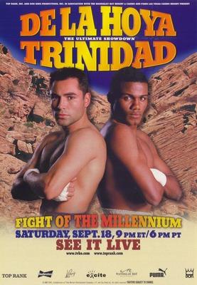 De La Hoya vs Trinidad, 'le combat du millénaire' (1999)