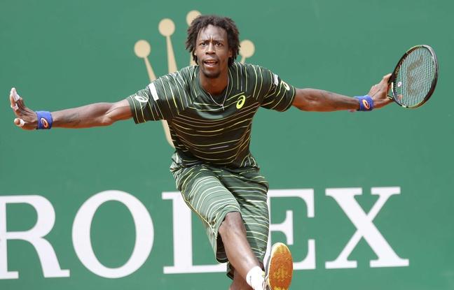 Tennis : Gaël Monfils, le Gwada-Madinina a fait le show à Roland-Garros pour son entrée