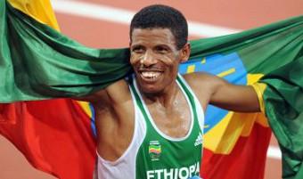 Athlétisme : Haile Gebreselassie, une légende des courses de fond se retire