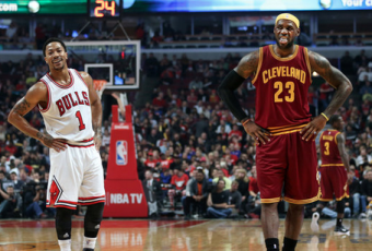 NBA : LeBron James, Paul Pierce et Derrick Rose, les rois du buzzer