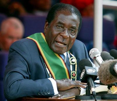 Zimbabwe : Mugabe plaide pour la création d'une Cour africaine de justice