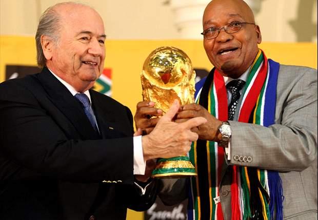 (Football) Scandale FIFA : l'attribution du premier mondial africain aurait été corrompue