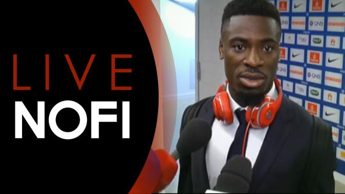 Vidéo: NOFI était au Parc des Princes pour PSG-Guingamp